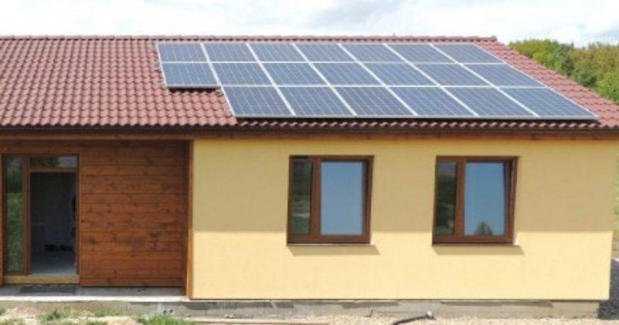 Solární systém s dotací