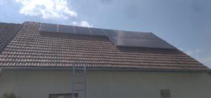 Solární panely, Kroměříž